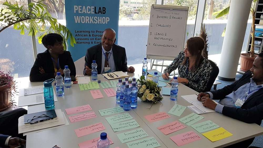 Learning to Prevent Conflict: Workshop on Early Warning and Early Action